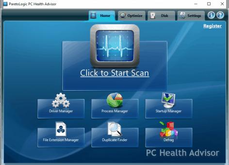 PC Health Advisor Client