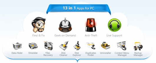 PCKeeper Live 13 in 1 Plan