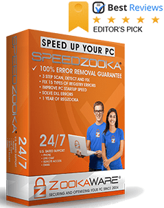 SpeedZooka software box