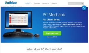 Uniblue.com PC Mechanic